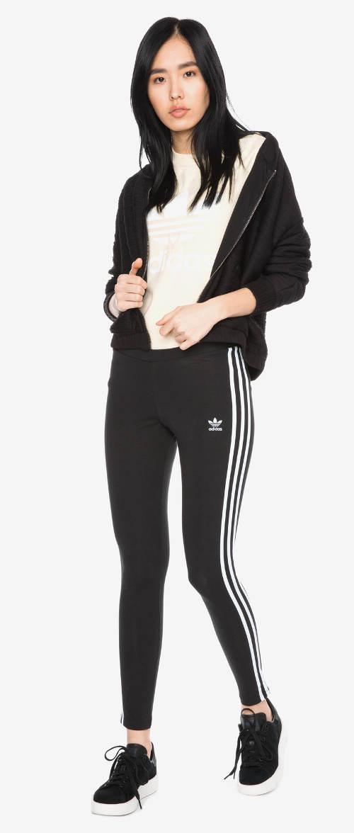 Lacné legíny do fitka Adidas