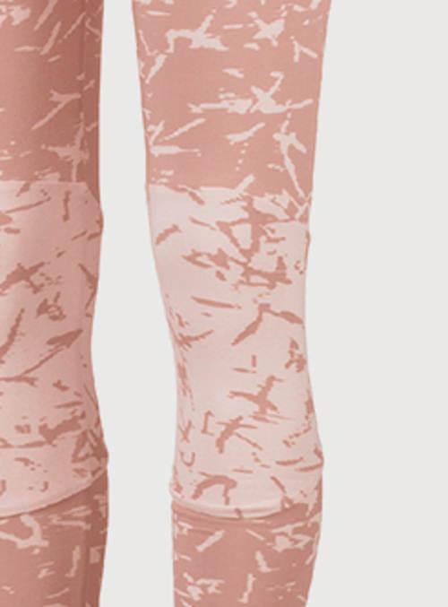 Ružové športové legíny Puma